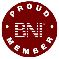 We're proud members of the World's largest referral marketing organisation, BNI.