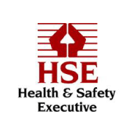 This is the Health and Safety Executive logo.