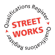 We're qualified with Street Works.