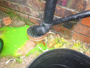 Blocked Drains Blackpool - Example 2