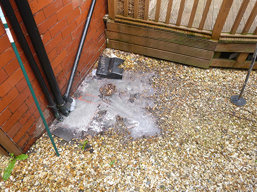 Blocked Drains Blackpool - Example 4