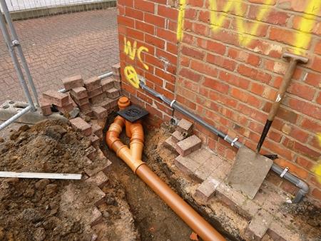 Sewer Installation – 4