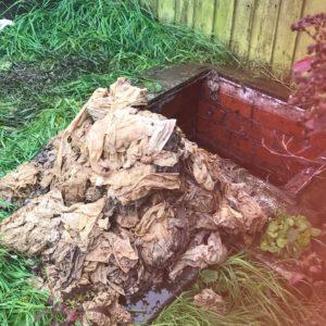 Blocked drain myths wipes